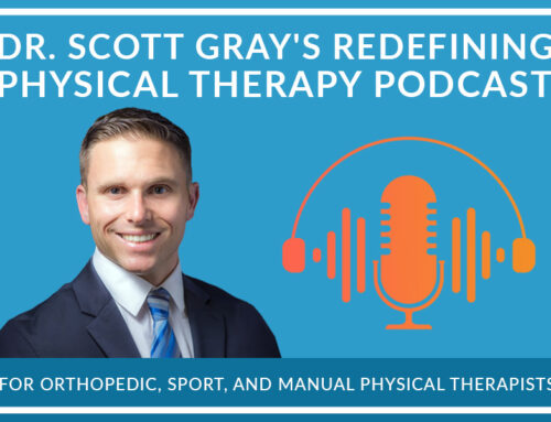 Podcast Episode 7: Are You Categorizing Your Low Back Patients?