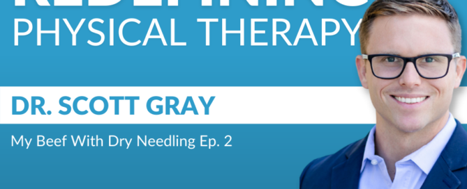 redefining physical therapy podcast