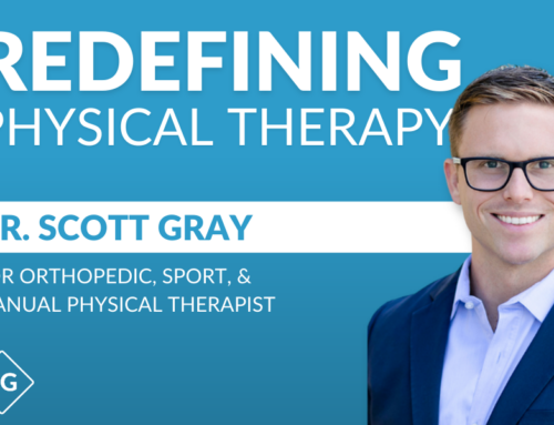 My Story: Dr. Scott Gray